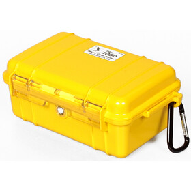 Peli MicroCase 1050, yellow